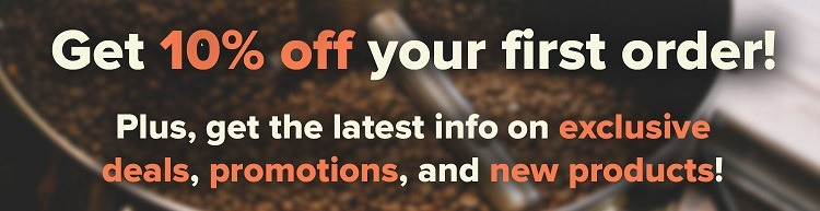 Bones Coffee Company Promotions