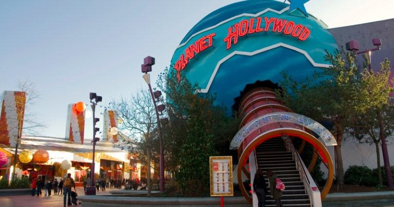 Planet Hollywood Promotions