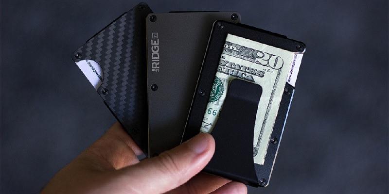 ridge wallet promotions