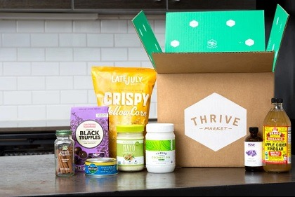 thrive market 25 percent off first order