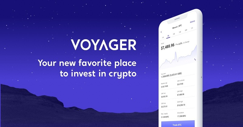 Voyager (Crypto Brokerage App) Promotions