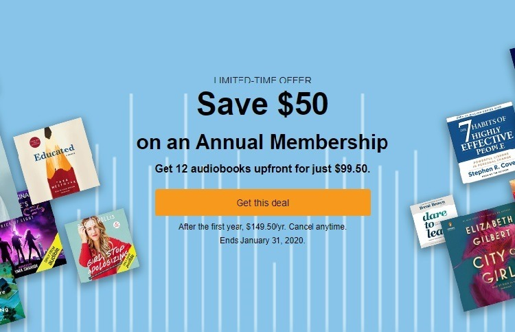 $50 Off Annual Membership
