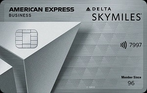Delta SkyMiles Platinum Business American Express Card Bonus
