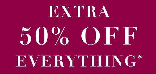 Neiman Marcus Extra 50 Percent Off