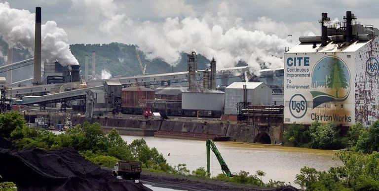 Pa. Clairton Coke Works Class Action Lawsuit
