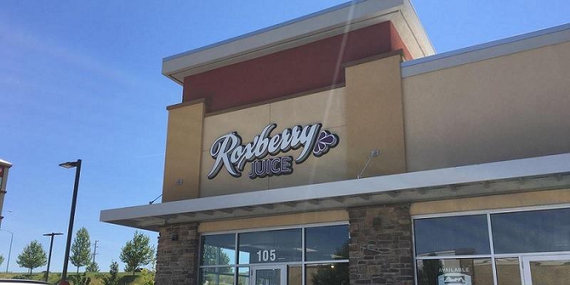 Roxberry Juice Promotions