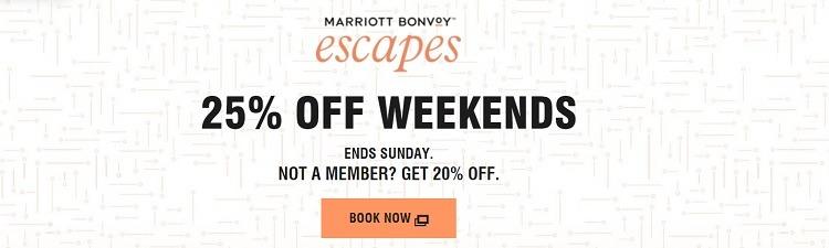 Marriott Bonvoy Promotions