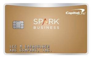 Capital One Spark Classic Bonus