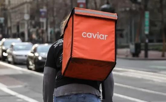 doordash caviar free delivery