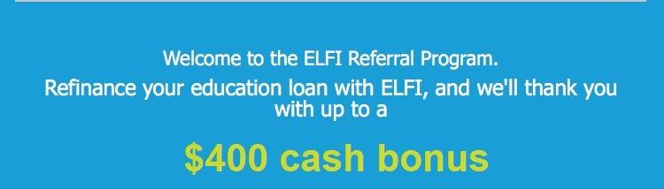 Education Loan Finance (ELFI) Promotions