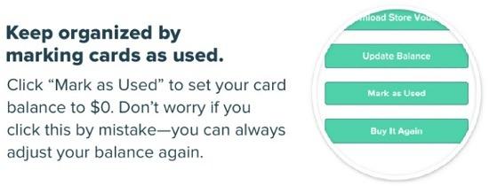 raise.com mark card as used