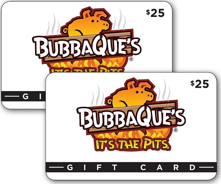 Purchase $50 Gift Card for $37.50