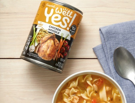Free Well Yes! Soup Coupon