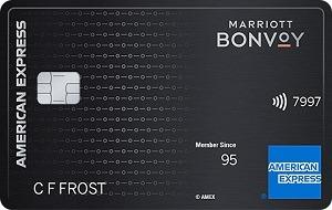 Marriott Bonvoy Brilliant American Express Card Bonus