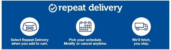 35% Off First Repeat Delivery Order