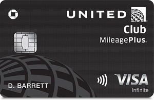 United Infinite Card Bonus