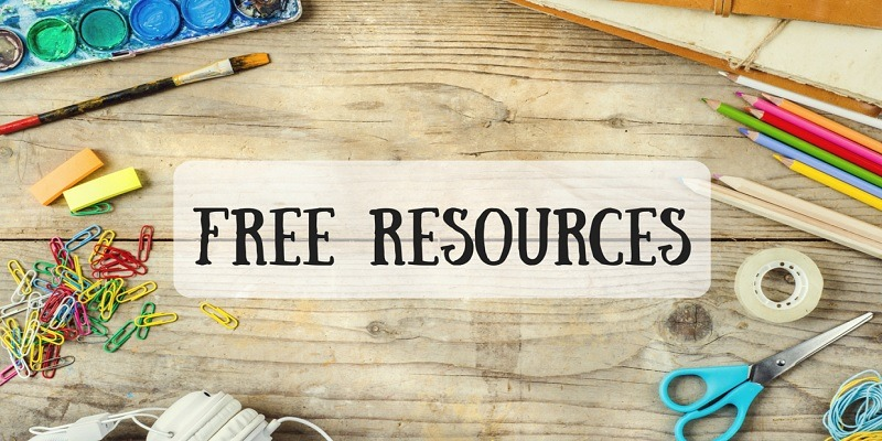 List Of Free Resources