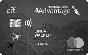 Citi AAdvantage Executive World Elite Mastercard Bonus