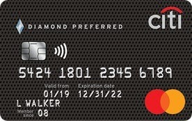 Citi Diamond Preferred Bonus
