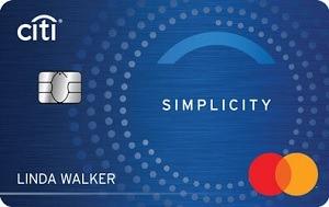 Citi Simplicity Bonus