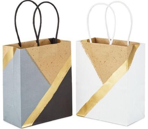 2-Pack Hallmark Gift Bags Free