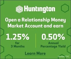 Huntington Money Market Rate