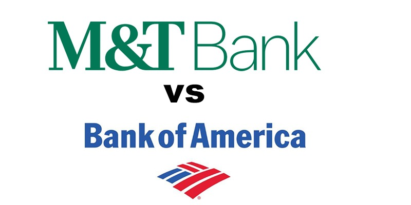 M&T Bank vs Bank of America: Which Is Better?