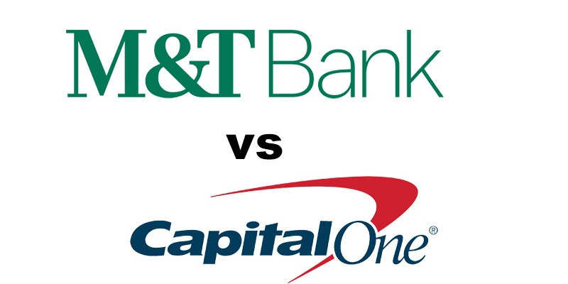 M&T Bank vs Capital One: Which Is Better?