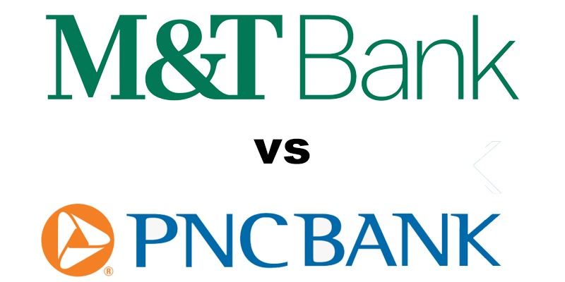 M&T Bank vs PNC Bank