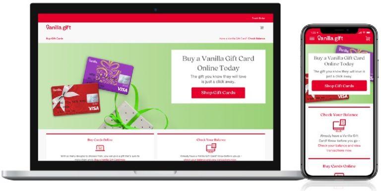 VanillaGift.com Promotions