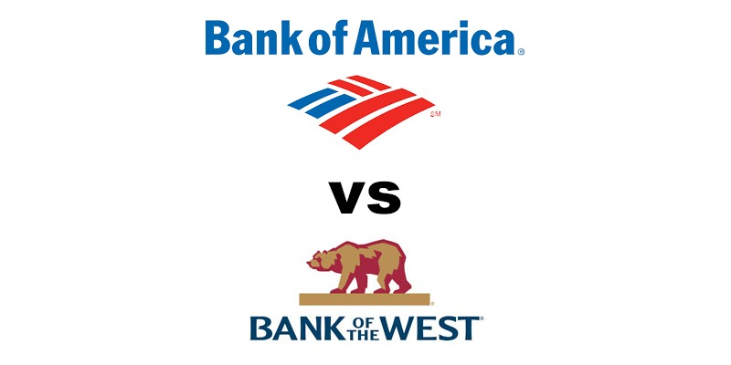 Bank of America vs Bank of the West: Which is Better?