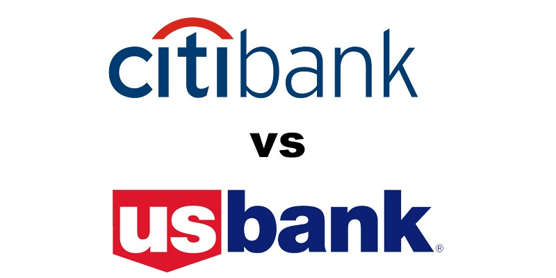 Citibank vs US Bank: Which Is Better?