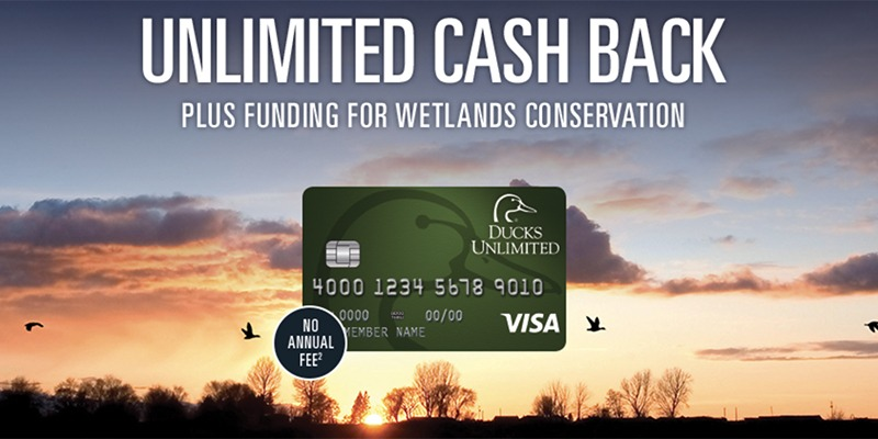 FNBO Ducks Unlimited Credit Card Review