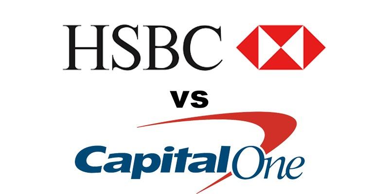 HSBC Bank vs Capital One