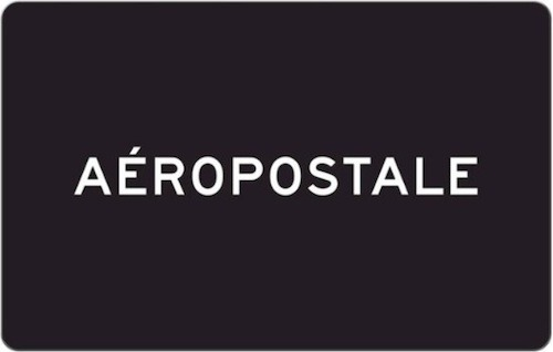 $50 Aeropostale Gift Card for $40