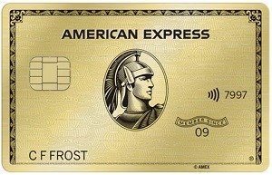 American Express Gold Card Bonus