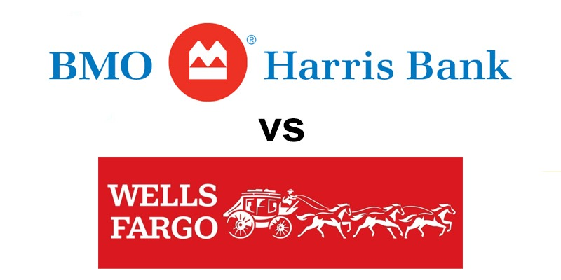 BMO Harris Bank vs Wells Fargo: Which Is Better?