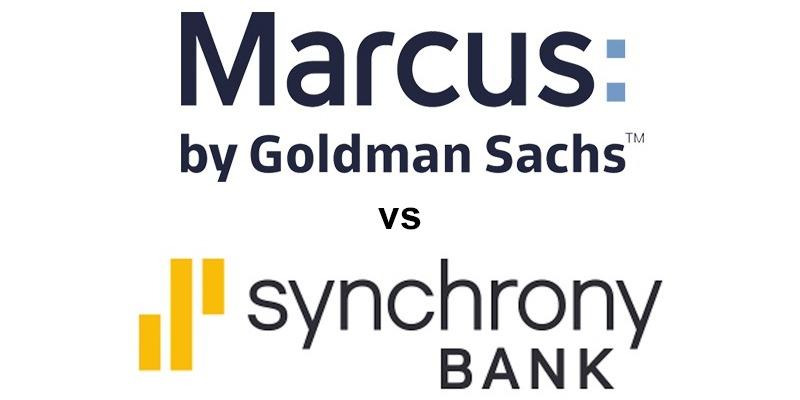 Marcus by Goldman Sachs vs Synchrony Bank