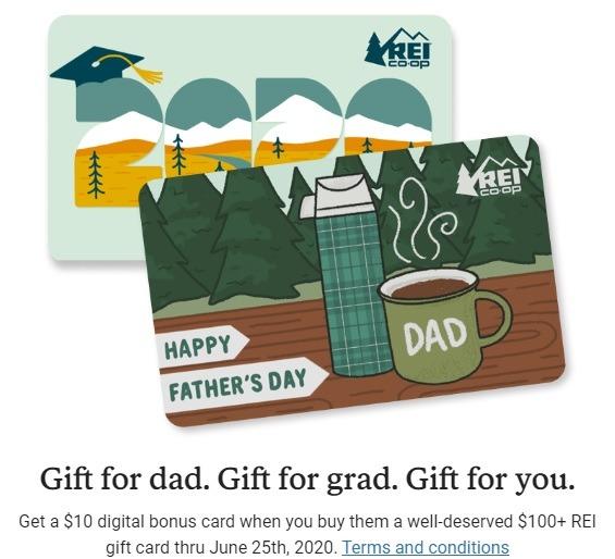 Get $10 Digital Bonus Card w/ $100+ Gift Card Purchase