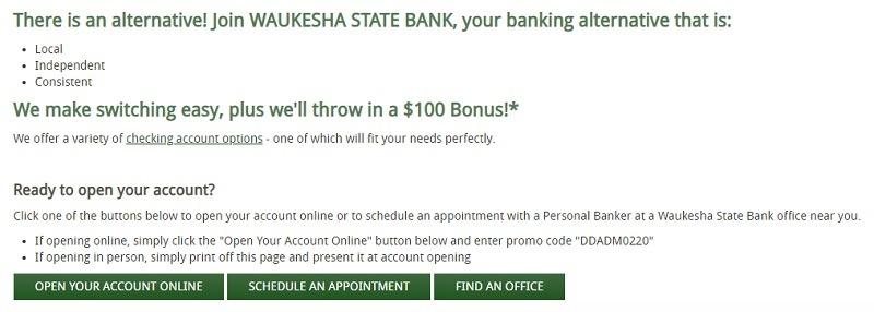 Waukesha Bank