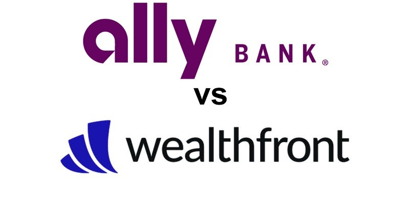 Ally Bank vs Wealthfront