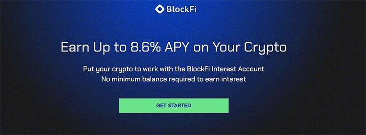BlockFi Promotions