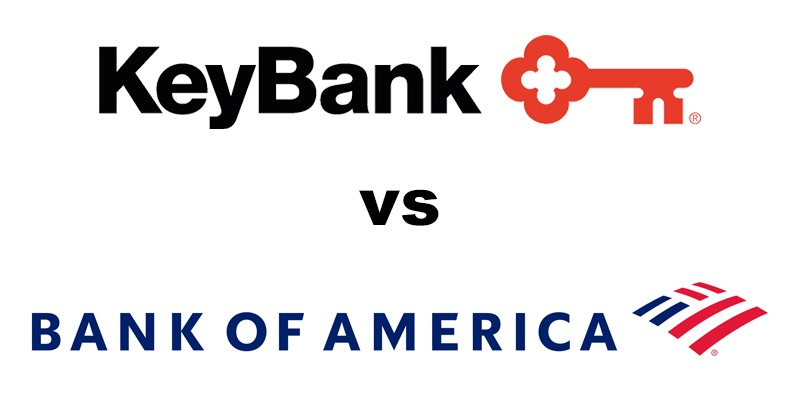 KeyBank vs Bank of America: Which Is Better?