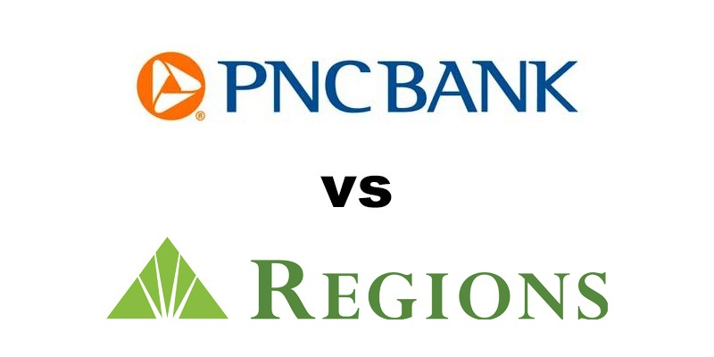 PNC Bank vs Regions Bank: Which Is Better?