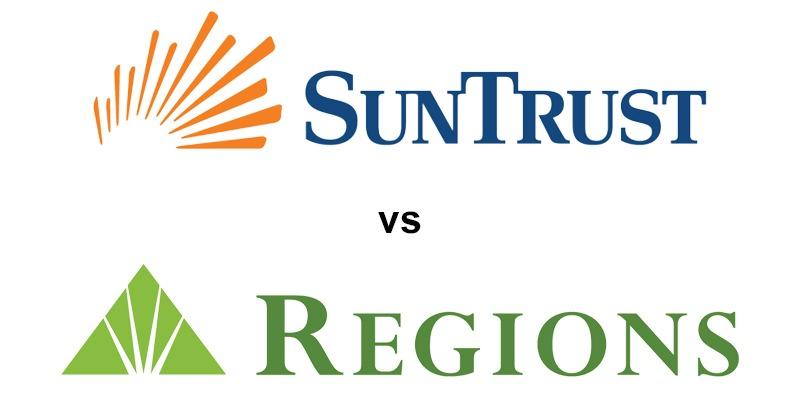 SunTrust Bank vs Regions Bank: Which Is Better?