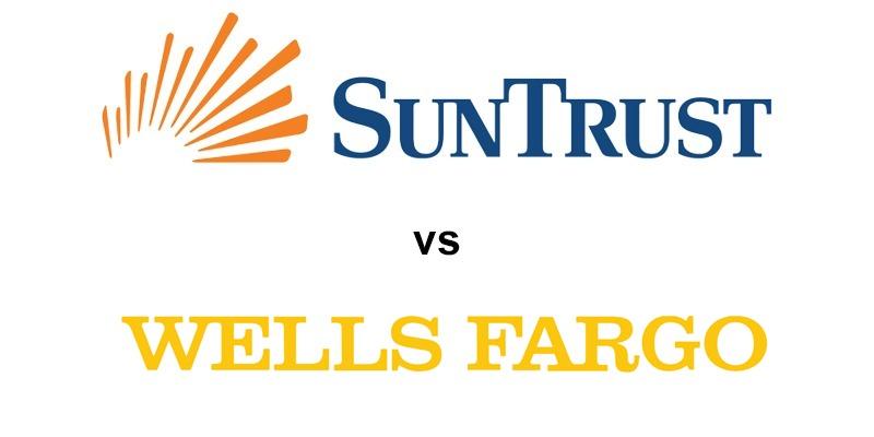 SunTrust Bank vs Wells Fargo: Which Is Better?