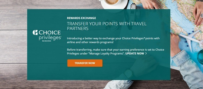 Earn 100% Bonus When Transferring Choice Points to United Miles