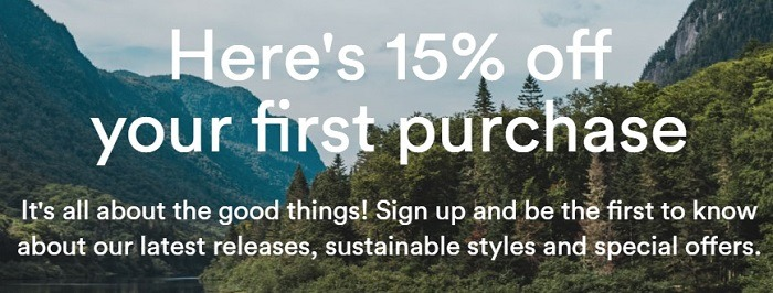 15% Off Everything Coupon