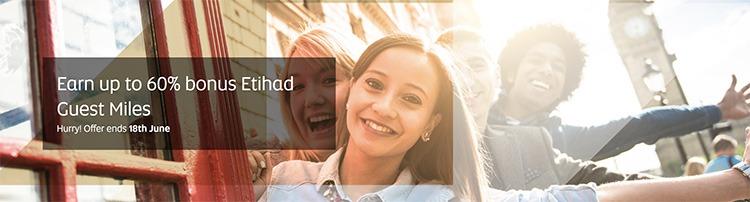Etihad Airways Promotions