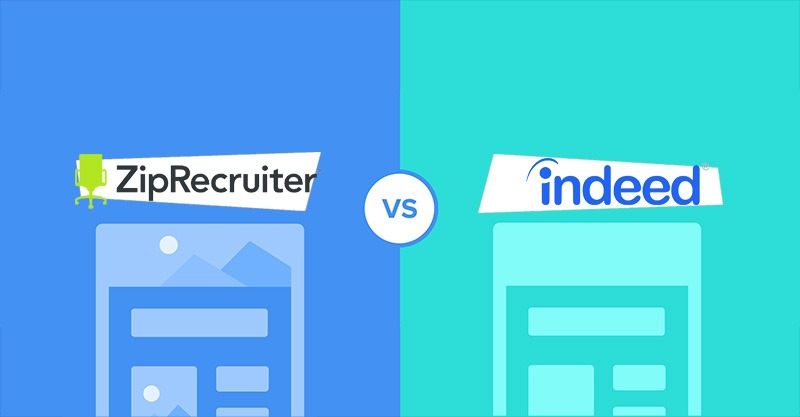 ZipRecruiter vs. Indeed: Which Recruiting Site Is Better?